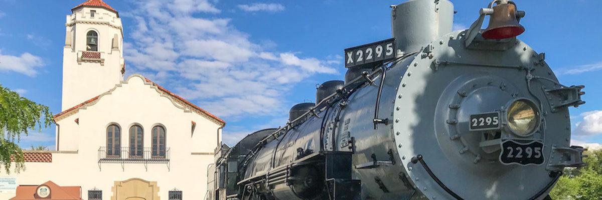 Boise Train Depot